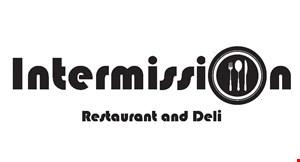 Intermission Restaurant logo