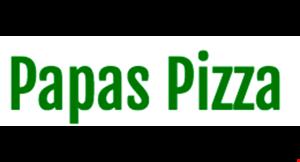 Papa'S Pizza San Diego logo