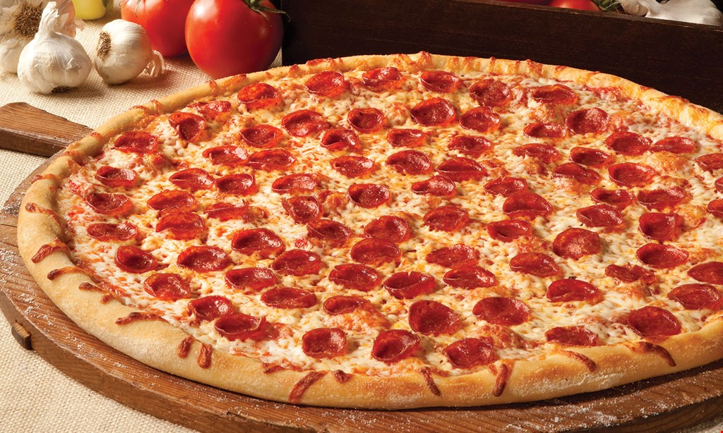 Product image for Vocelli Pizza Only $20.20 for 2 large 2-topping pizzas