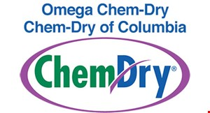 Product image for Omega Chem Dry Only $12/area carpet sanitization