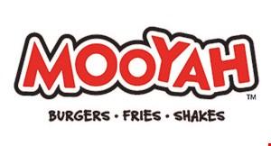 Mooyah Burger - Brentwood logo