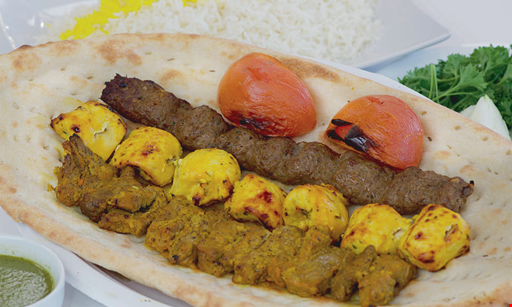 Product image for Saffron House Of Kabob $5 offyour next purchase
