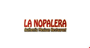 Product image for La Nopalera/Roosevelt Free Queso purchase 2 entrees and 2 drinks, get one order of Queso FREEvalid Mon-Thurs ONLY