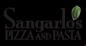 Sangarlo's Pizza logo