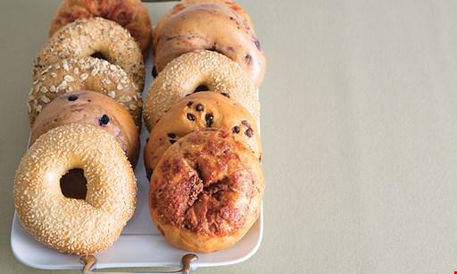 Product image for Hot Bagels Margate 2 FREE bagels