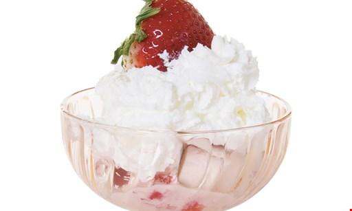 Product image for Freddy's Steakburgers Dayton FREE single-topping mini sundae with purchase of any combo meal