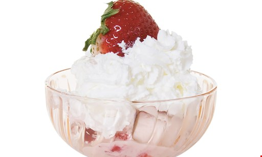Product image for Freddy's Steakburgers Of Cincinnati FREE single-topping mini sundae with purchase of any combo meal