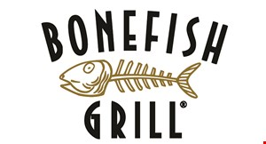 Product image for Bonefish Grill Chattanooga 20% off Total Check excluding alcohol