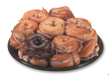 Product image for Upper Crust Bagels $4 off a dozen bagels