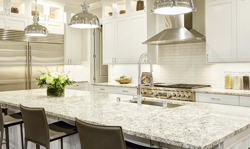Product image for Granite Depot Of The Crossroads $2,199 Installed Kitchen Up to 50 Sq Ft.