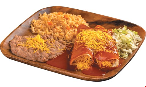 Product image for Filiberto'S Mexican Food #100 $2 Off any combo.