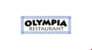 Olympia Restaurant logo