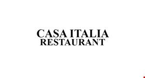Casa Italia Restaurant logo