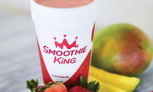 Product image for Smoothie King $2 OFF any 32 oz. OR larger smoothie