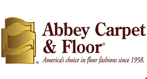 Product image for Abbey Carpet $100 off any carpet purchase