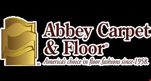 Abbey Carpet logo