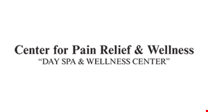 Center for Pain Relief and Wellness logo
