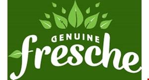 Genuine Fresche logo