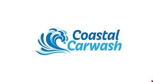 Coastal Carwash logo