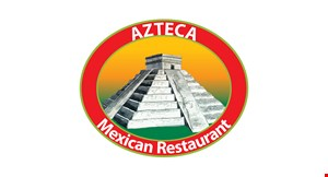 Product image for Azteca Toms River $10 OFF any purchase of $50 or more.