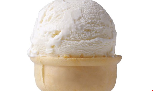 Product image for Big Cow Creamery FREE cone buy one cone, get one free.