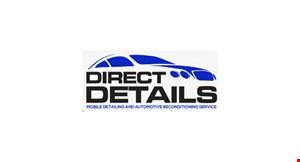 Direct Details logo