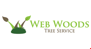 Product image for Web Woods Tree Service $100 OFF first time customers