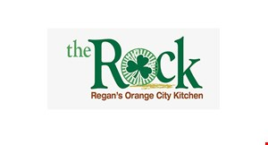 Product image for The Rock Regan's Orange City Kitchen $10 OFF any purchase of $50 or more.