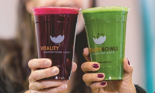 Product image for Vitality Bowls-King Of Prussia Free smoothie