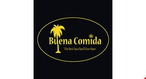 Product image for Buena Comida $5 Off anypurchaseof $25 or more