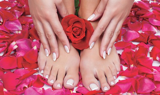 Product image for Divine Nail & Spa 20% OFF any nail or spa service.