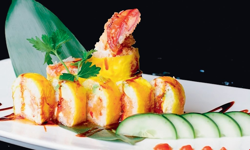 Product image for Kobe Steak & Sushi Bar - Cumming FREE appetizer (from kitchen appetizer selection) with entree purchase.