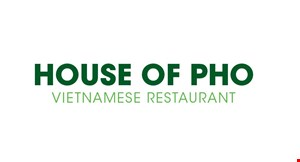 House Of Pho Vietnamese Restaurant logo