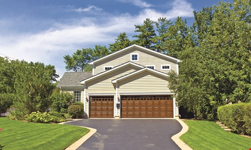 Product image for Buckeridge Door $200 OFF any double garage door.