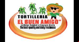 Tortilleria El Buen Amigo logo