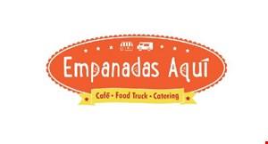 Empanadas Aqui logo