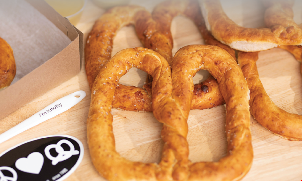 Product image for The Pretzel Lady, Inc. 15% OFF total order