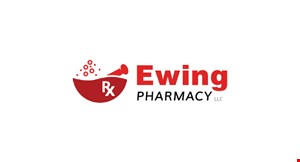 Product image for Ewing Pharmacy $29.99 automated blood pressure machine.