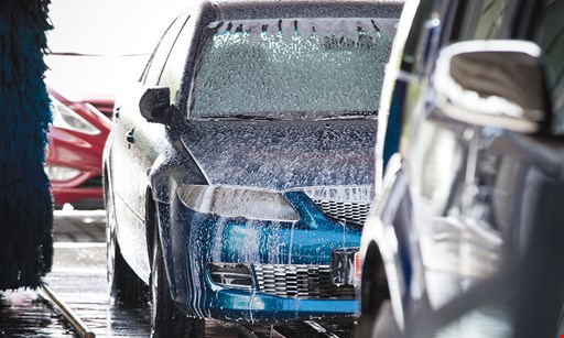 Product image for Raceway Car Wash $4 Off any exterior wash + basic interior.