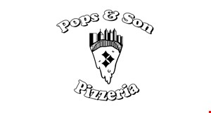 Pops & Son Pizzeria logo