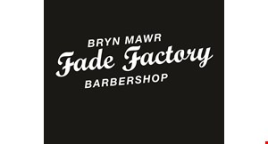 Product image for Fade Factory Barbershop $10 OFF first time any service.