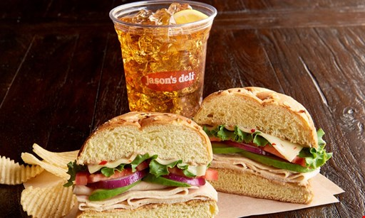 Product image for Jason's Deli FREE Kids Meal with the purchase of one adult entree