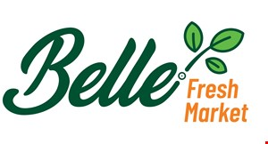 Belle Fresh Market & Bowls To Go Restaurant logo