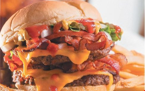 Product image for Wayback Burgers $2 OFF any purchase of $10 or more.