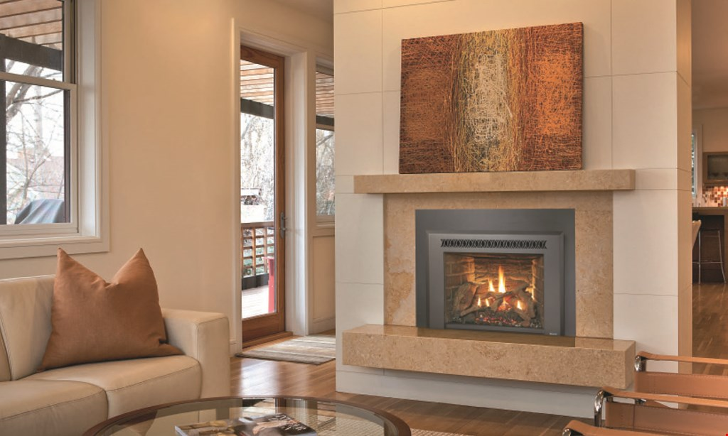 Product image for Country Side Stove & Chimney Of CNY $100 Off any new stove, fireplace or insert (electric not included).