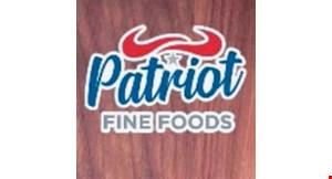 Patriot Fine Foods logo