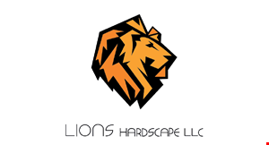 Product image for Lions Hardscape Llc 20% OFF any project