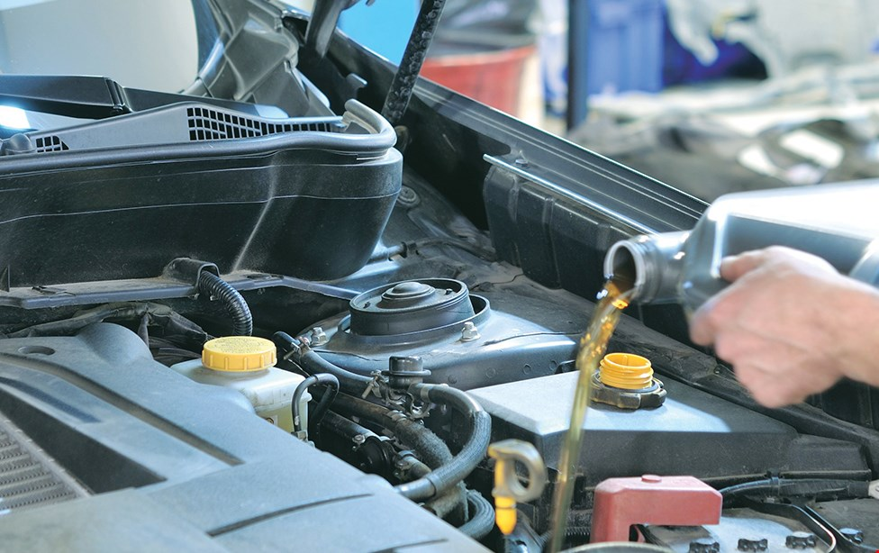 Product image for Express Oil Change $10 Off Full Service Oil Change
