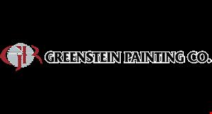 Greenstein Painting Co. logo