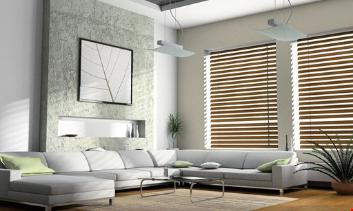 Product image for Bockman's Fabrics $200 Off custom fabric window treatments